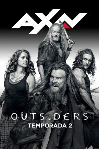 Outsiders. T2. Outsiders