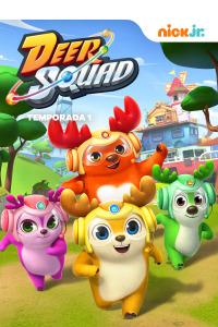 Deer Squad. T1.  Episodio 13: Doctor Acero Little / Asombrado y fascinado