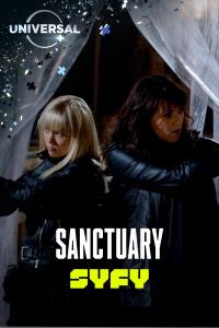 Sanctuary. T1.  Episodio 8: Edward