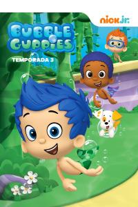 Bubble Guppies. T3.  Episodio 19: Jabonar y frotar