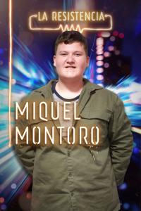 La Resistencia. T4.  Episodio 104: Miquel Montoro I