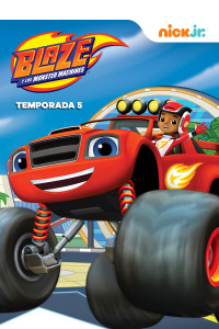 Blaze y los Monster Machines. T5.  Episodio 15: Bñaze camión articulado