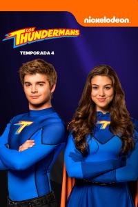 Los Thundermans. T4. Los Thundermans