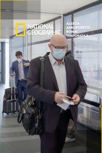 Alerta Aeropuerto 8: Roma. T8. Alerta Aeropuerto 8: Roma