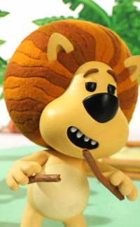 Raa Raa, el león ruidoso. T1.  Episodio 27: A Crocky se le mueve un diente