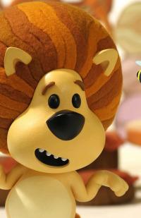 Raa Raa, el león ruidoso. T1.  Episodio 33: Raa Raa tiene hipo