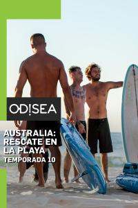 Australia: rescate en la playa. T10. Australia: rescate en la playa
