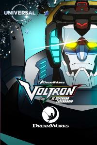 Voltron Defensor legendario. T1. Voltron Defensor legendario