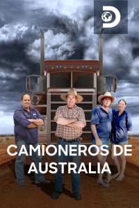 Camioneros de Australia. T7. Episodio 8