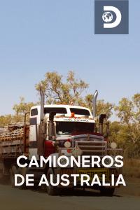 Camioneros de Australia. T8. Camioneros de Australia