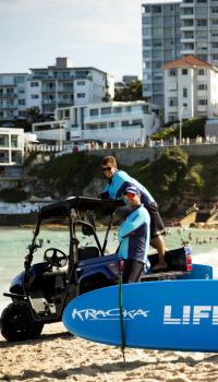 Australia: rescate en la playa. T11. Episodio 3