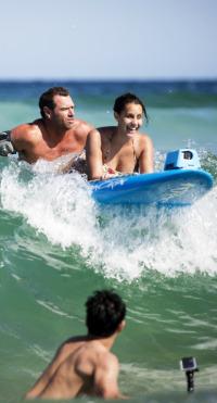 Australia: rescate en la playa. T11. Episodio 6
