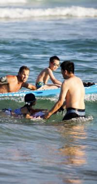 Australia: rescate en la playa. T11. Episodio 10