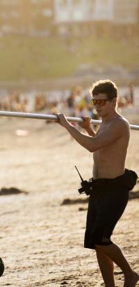 Australia: rescate en la playa. T11. Episodio 11