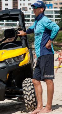 Australia: rescate en la playa. T12. Episodio 8
