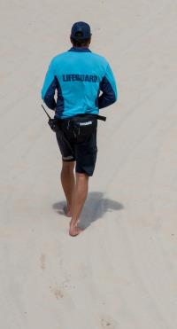 Australia: rescate en la playa. T12. Episodio 9