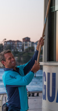 Australia: rescate en la playa. T12. Episodio 13