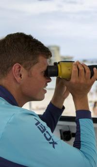 Australia: rescate en la playa. T13. Episodio 1