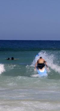 Australia: rescate en la playa. T13. Episodio 10