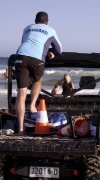 Australia: rescate en la playa. T14. Episodio 1