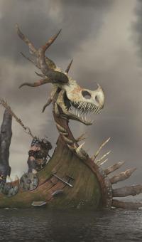 Dragones: Los Defensores de Mema. T1.  Episodio 11: Dragones renegados (II)