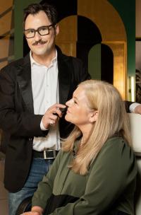 Aprende a maquillarte con David Francés. T2.  Episodio 10: Maquillaje tonos morados
