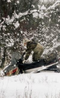 Mountain Men. T10.  Episodio 138: Enfrentamiento de coyotes