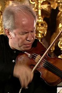 Bach - Partitas para Violín Solo (BWV 1001-1006)