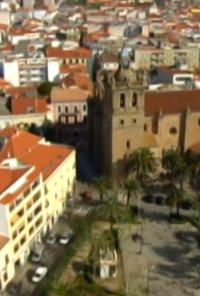 Extremadura desde el aire. T1. Extremadura desde el aire