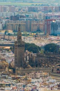 Andalucía desde el cielo. Andalucía desde el cielo