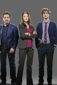 Mentes criminales. T12.  Episodio 9: Criminología avanzada