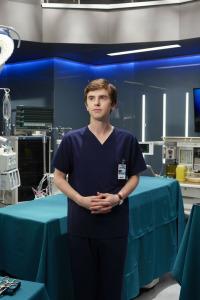 The Good Doctor. T3.  Episodio 8: Lanzamiento a la luna