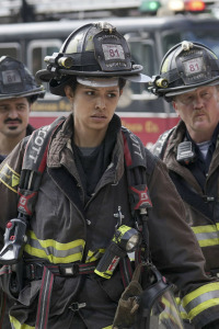 Chicago Fire. T7.  Episodio 2: A la guerra