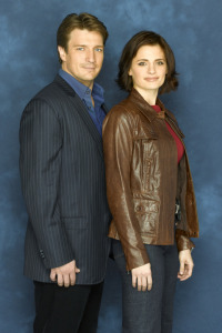 Castle. T1.  Episodio 8: Fantasmas