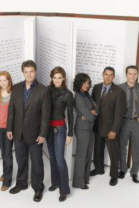 Castle. T2.  Episodio 18: Bum!