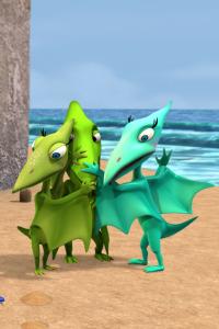 Dinotren. T1. Dinotren