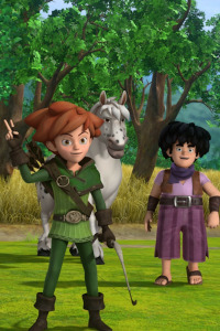 Robin Hood, el trapella de Sherwood. T1. Robin Hood, el trapella de Sherwood