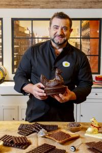 Escuela Canal Cocina. T2.  Episodio 7: Chocolate