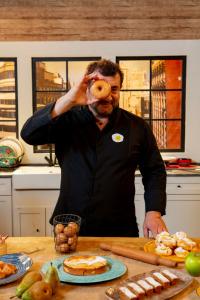 Escuela Canal Cocina. T3.  Episodio 10: Sándwiches y bocatas