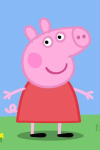 Peppa Pig. T4.  Episodio 46: Sombras / Las llaves perdidas / La reina