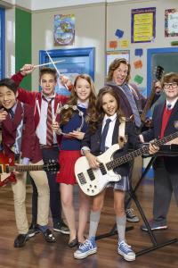 Escuela de Rock. T1. Escuela de Rock