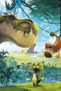 Gigantosaurus. T1. Gigantosaurus