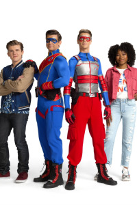 Henry Danger. T5.  Episodio 14: Mi cena con BigFoot
