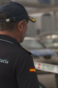 Control De Fronteras: España. T1. Control De Fronteras: España