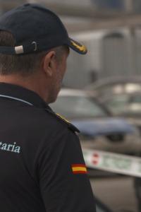 Control de fronteras: España. T2. Control de fronteras: España