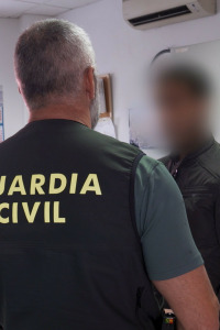 Control de fronteras: España. T5. Episodio 16