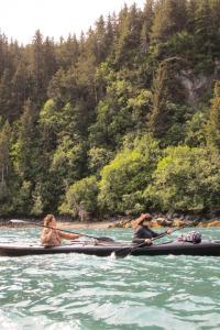 Alaska, última frontera. T4.  Episodio 10: Viaje a la isla de Perl