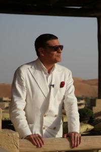 Mis hoteles favoritos: Esteban Mercer. T3.  Episodio 33: La Mamounia (Marrakech)