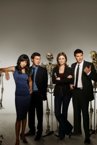 Bones. T4.  Episodio 16: Huesos que sueltan espuma