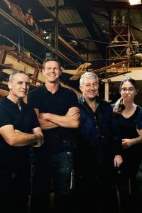 Maestros de la restauración: El taller. T1. Maestros de la restauración: El taller
